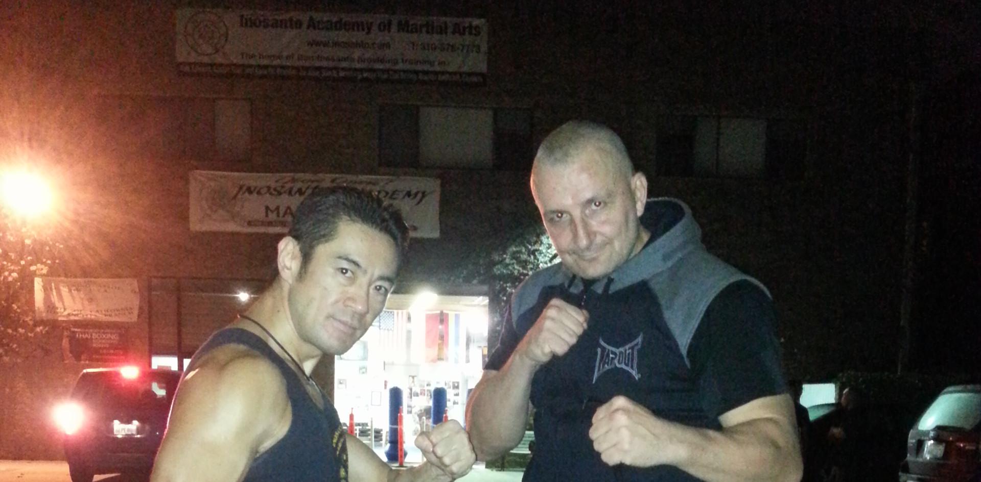 Yori Nakamura and Pascal Gilles
