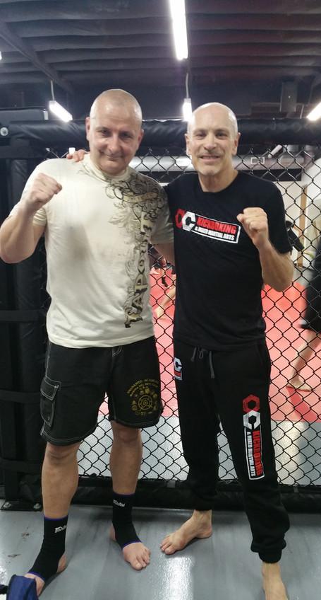 Daniel Sullivan and Pascal Gilles