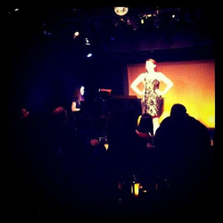 NYC Cabaret debut at The Duplex
