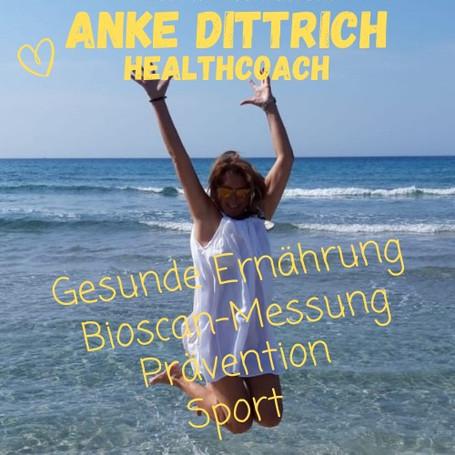 Anke Dittrich Healthcoach