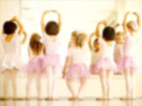Fall Preschool Ballet Series (3-6 years)