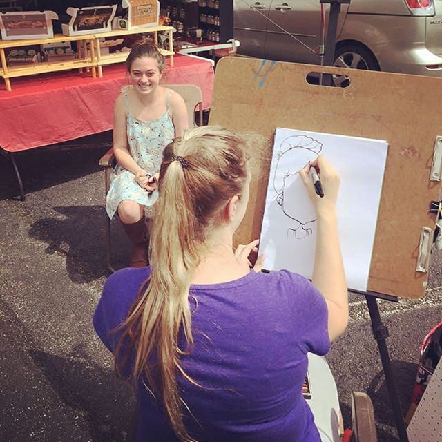 2 Hours Caricatures for Your Event