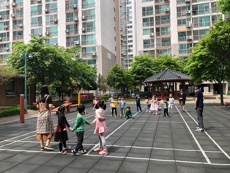 20190430 휘경중학교 현장직업체험 - 아이비유치원 (11)
