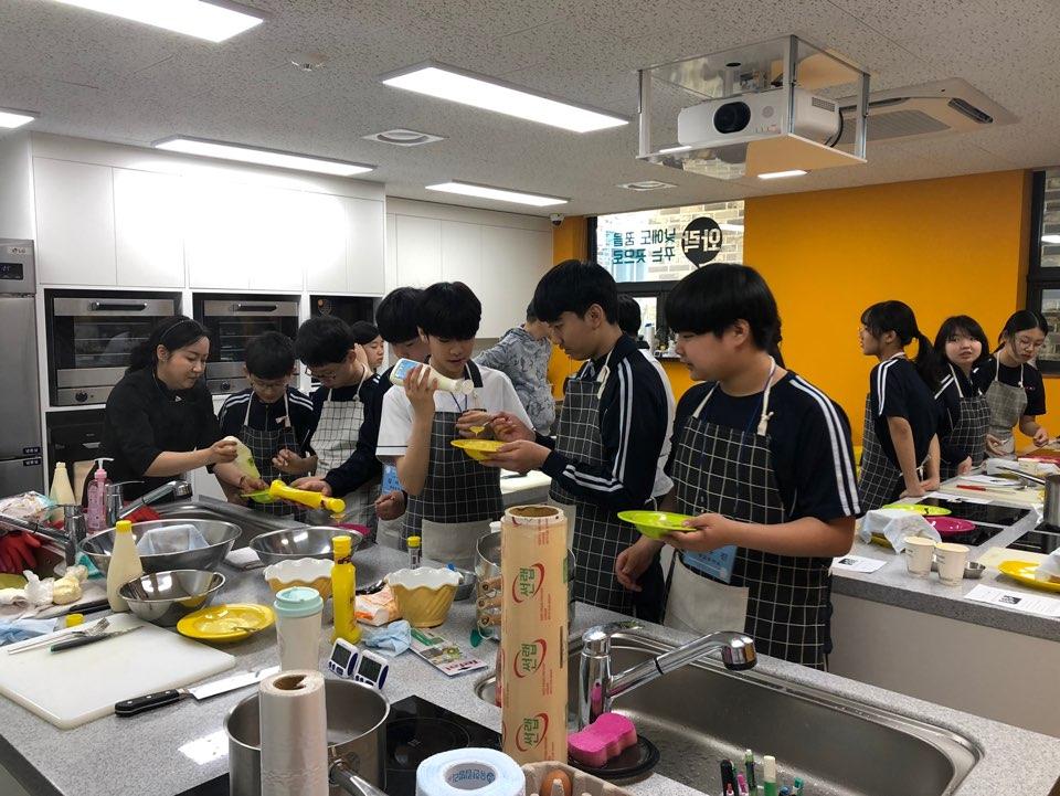 20190430 띵잡 종암중 쉐프체험 (4)