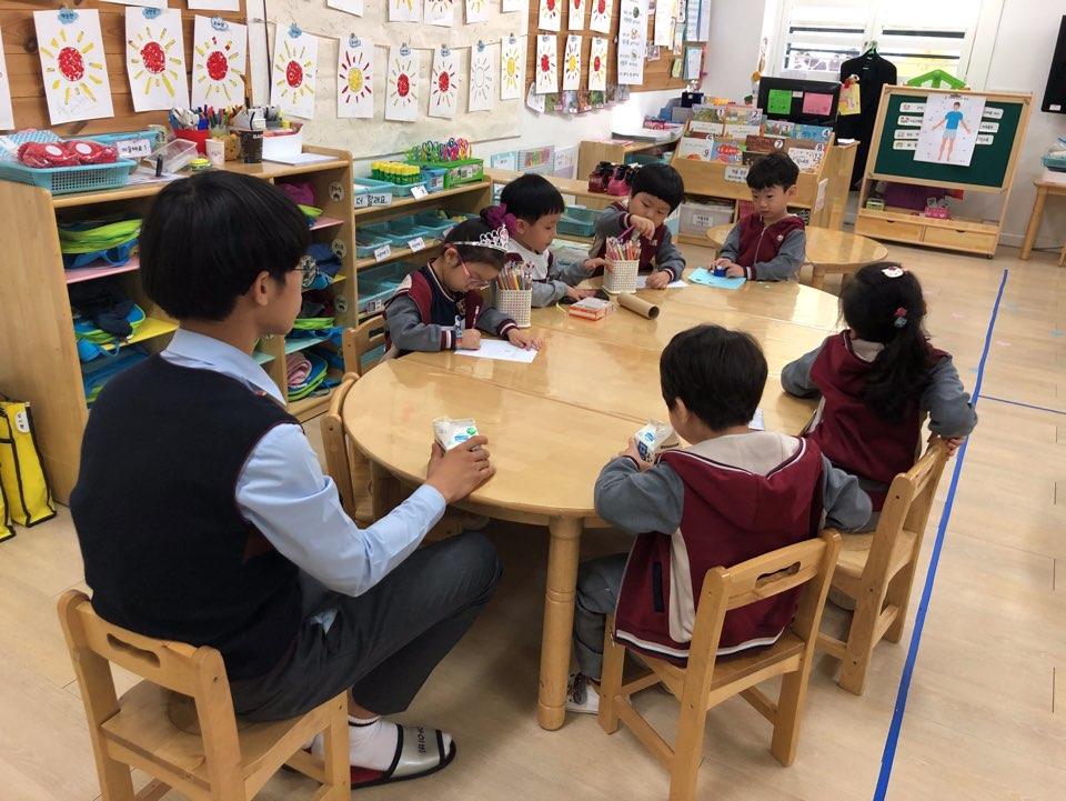 20190430 휘경중학교 현장직업체험 - 아이비유치원 (44)