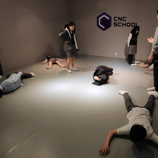 20190430 휘경중학교 현장직업체험 - CNC 스쿨 (92) (설).