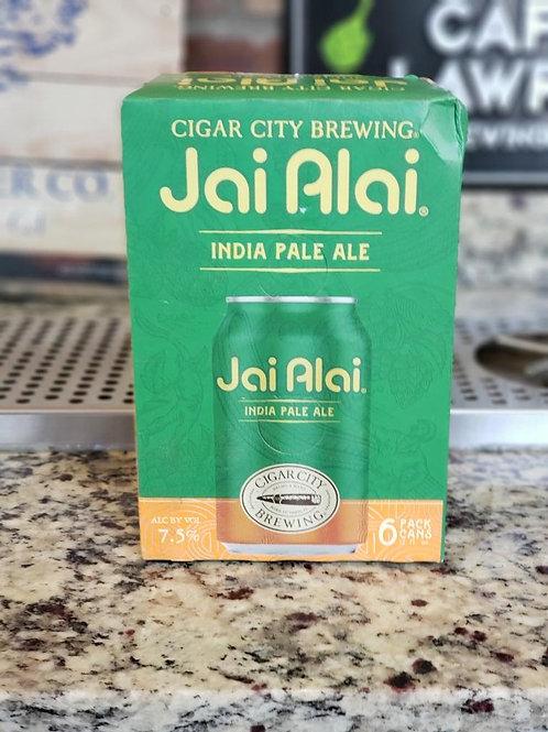 Cigar City Jai Alai 6pk Cans