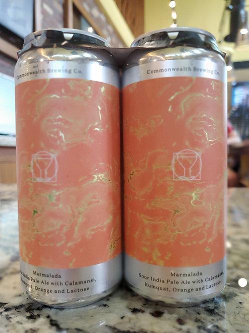 Commonwealth Marmalada 4pk Cans