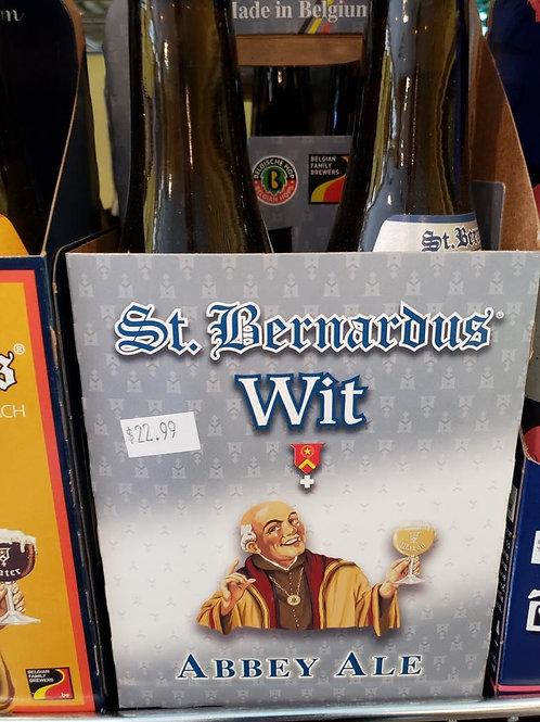 St. Bernardus Wit 4pk Bottles