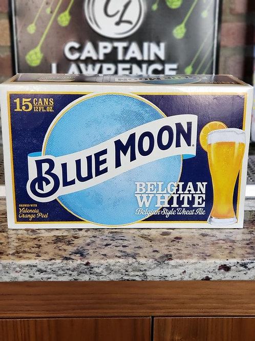 Blue Moon 15pk Cans