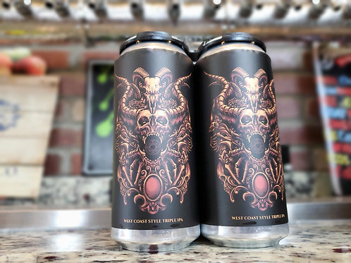 Adroit Theory Strata West Coast Style Triple IPA 4pk Cans