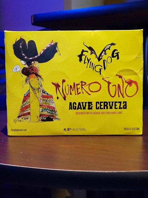Flying Dog Numero Uno 12pk cans