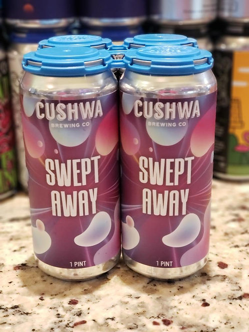 Cushwa Swept Away 4pk Cans