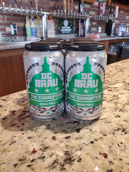 DC Brau The Corruption 6pk cans