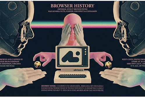 Aslin Browser History Single 16oz Can