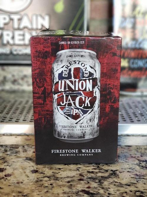 Firestone Walker Union Jack IPA 6pk cans