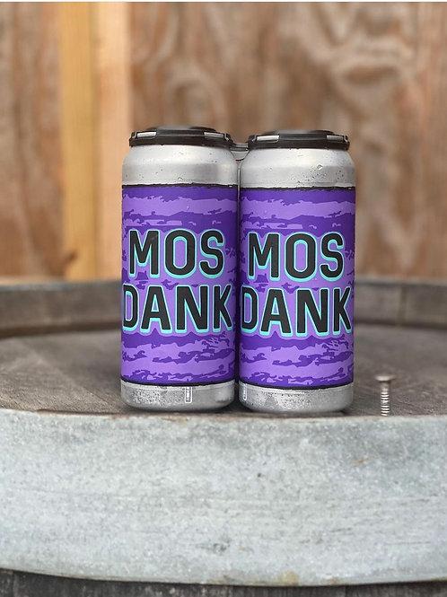 Burley Oak Mos Dank Hop Revolution 4pk Cans