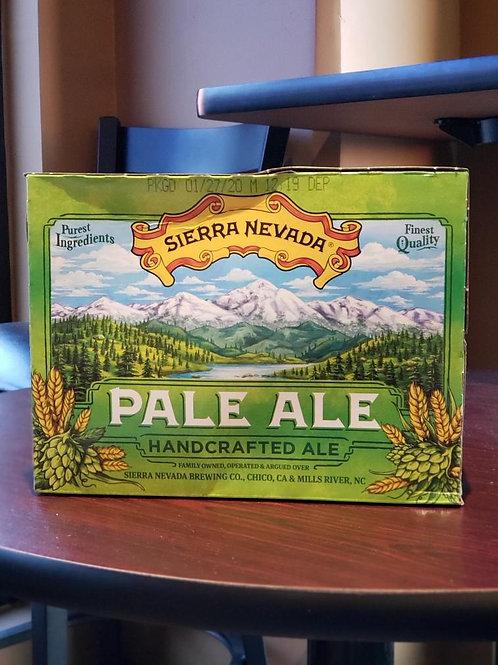 Sierra Nevada Pale Ale 12pk bottles