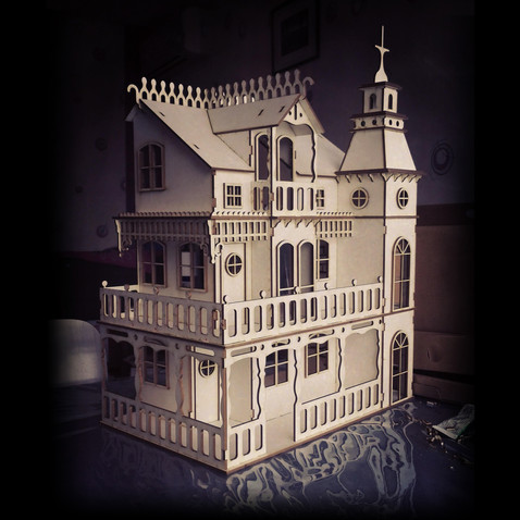 Dollhouse - first prototype