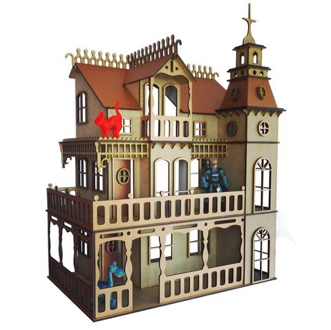 Dollhouse - exterior