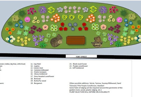 Pollinator Garden Coming to St. Philip this Spring