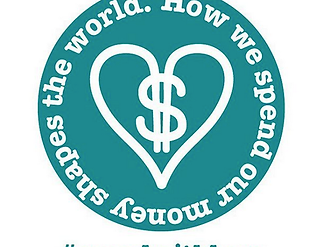 Circular spend with love logo