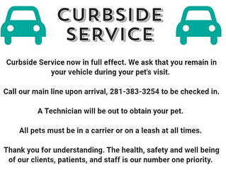 Clinic Update: Curbside