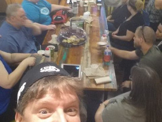 """REMINDER: Tonight's Deaf Bible chat (normally at Wholefoods) will instead meet at """"Defend t"""