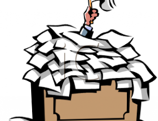 Filling-out Necessary Paperwork