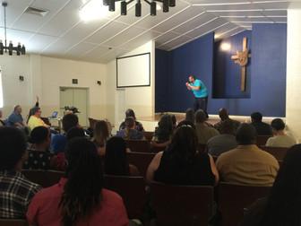 Free Workshop for Church Interpreters