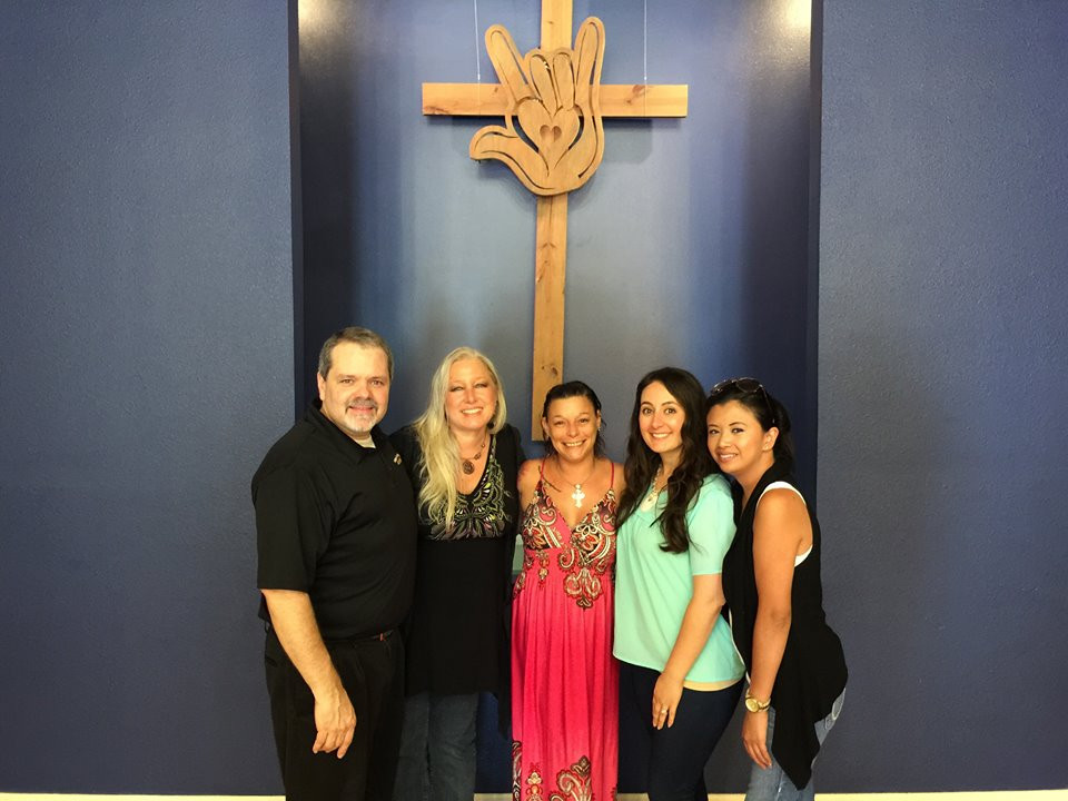 Julie was baptized 8/23/15