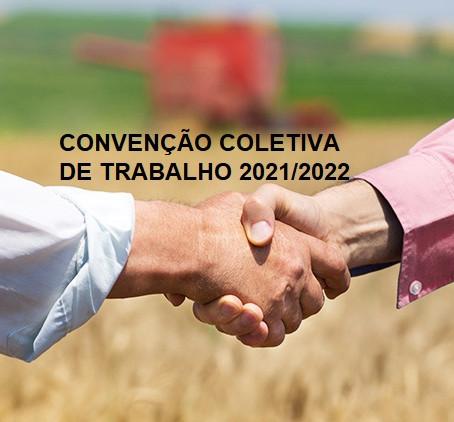 Convenção Coletiva de Trabalho 2021/2022 é definida entre os Sindicatos
