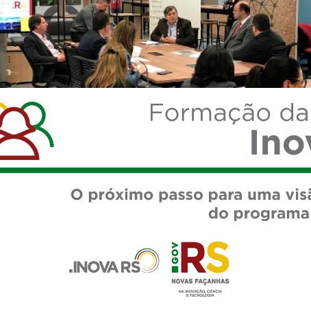 Sindicato Rural integra Mesa do Programa Inova RS da Sec. de Inovação, Ciência e Tecnologia