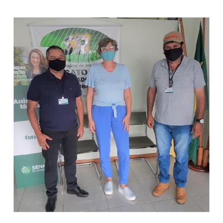 Secretários Municipais visitam o Sindicato