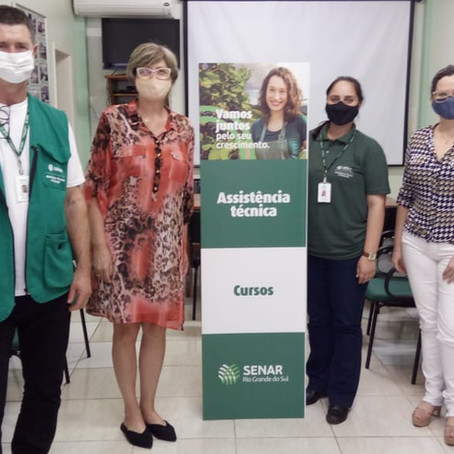 Sindicato Rural inicia o programa de Assistência Técnica e Gerencial nas propriedades rurais