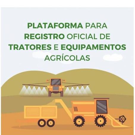 Mapa finaliza sistema para registro nacional de equipamentos agrícolas