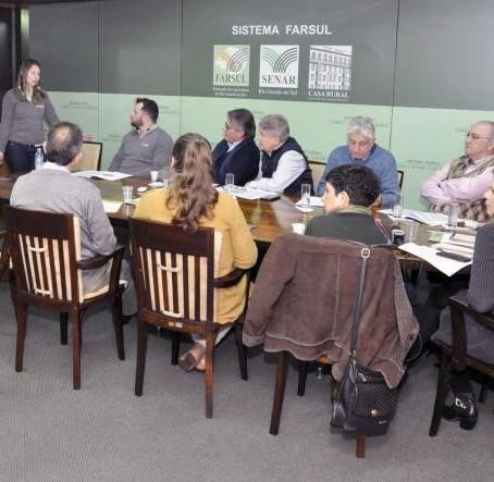 Sistema Farsul e Fundação Pró-Sementes apresentam resultados de cultivares de soja