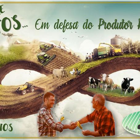 Sindicato Rural de Não-Me-Toque: 53 ANOS!