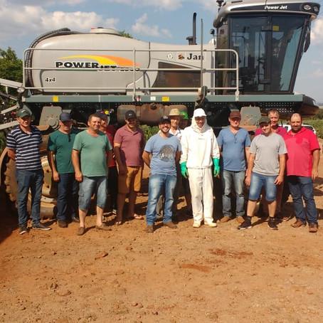 Sindicato Rural promove Curso de Aplicação de Defensivos Agrícolas – NR 31