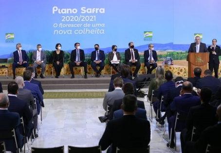 Plano Safra 2020-2021 é lançado e CNA avalia o resultado como positivo