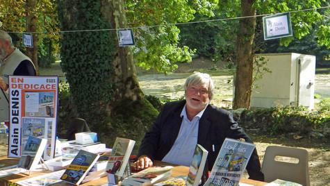 Les écrivains chez Gonzague Saint-Bris