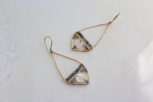 Delphina Earrings