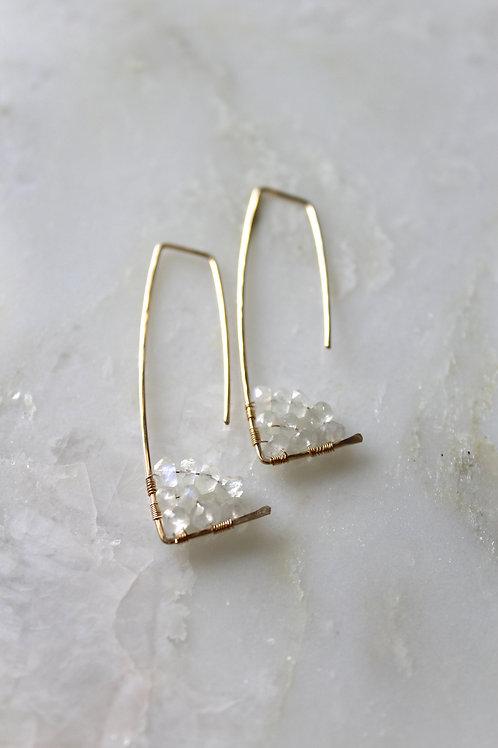 1 Pair Amiti Short Earring
