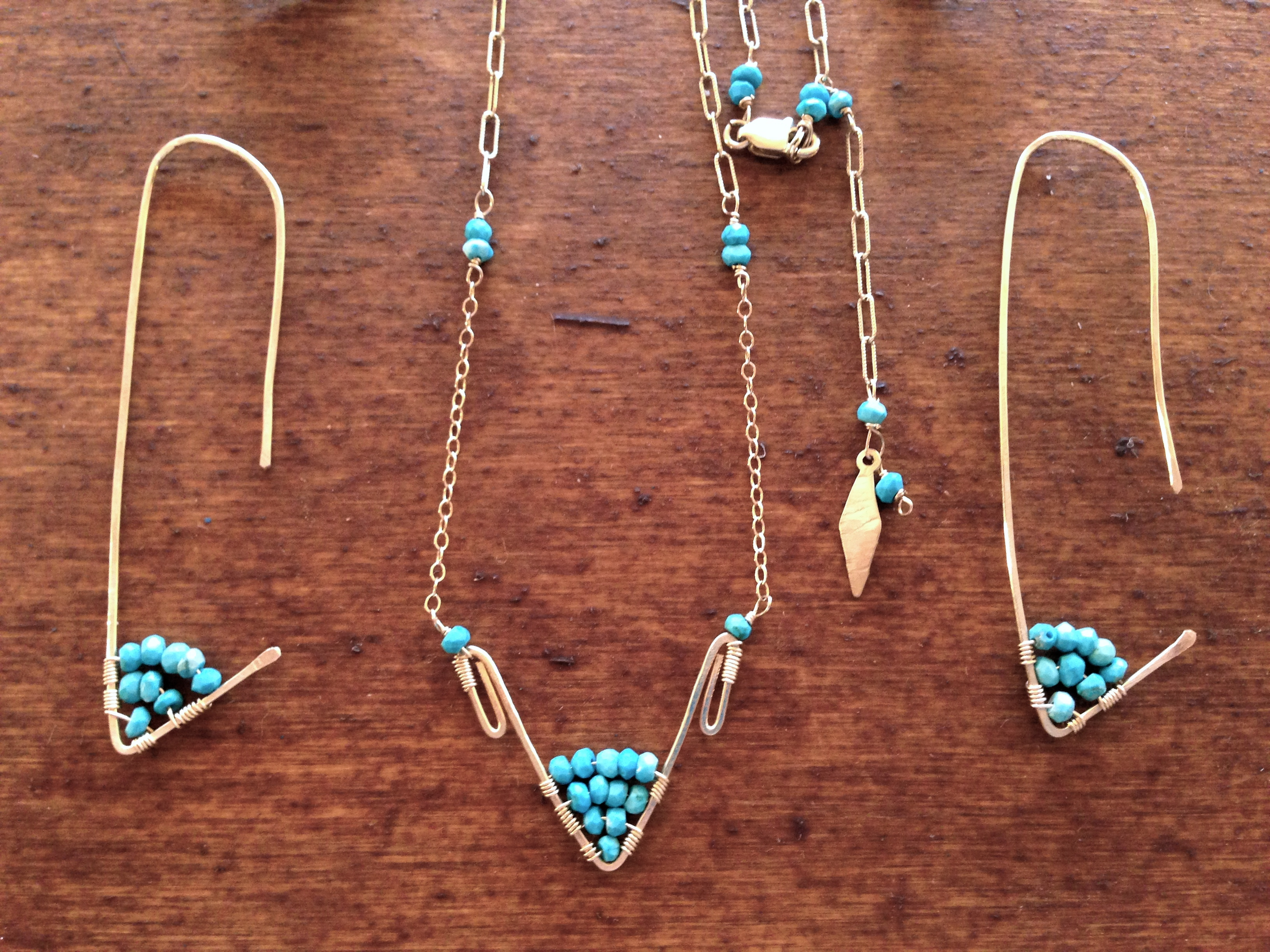 Amiti Collection in Turquoise
