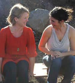 Kristi and Kelsey Wear EGJ