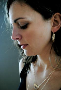 Zisa Earrings
