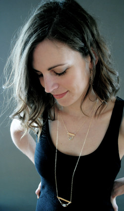 Freyja and Meili necklaces