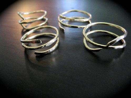 Anjum Ring in Gold Fill