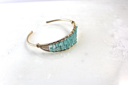 Abela Cuff Bracelet