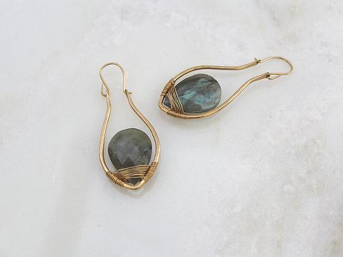 Ellena Teardrop Earrings